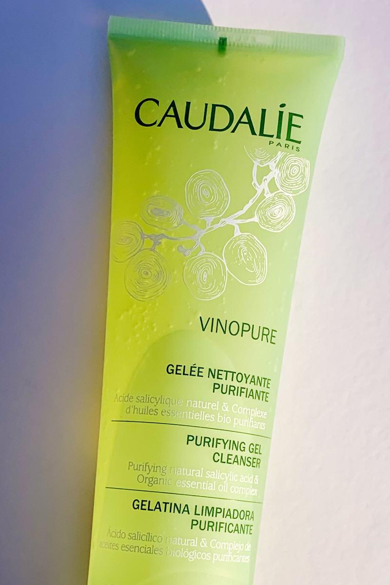 Caudalie Vinopure Purifying Gel Cleanser