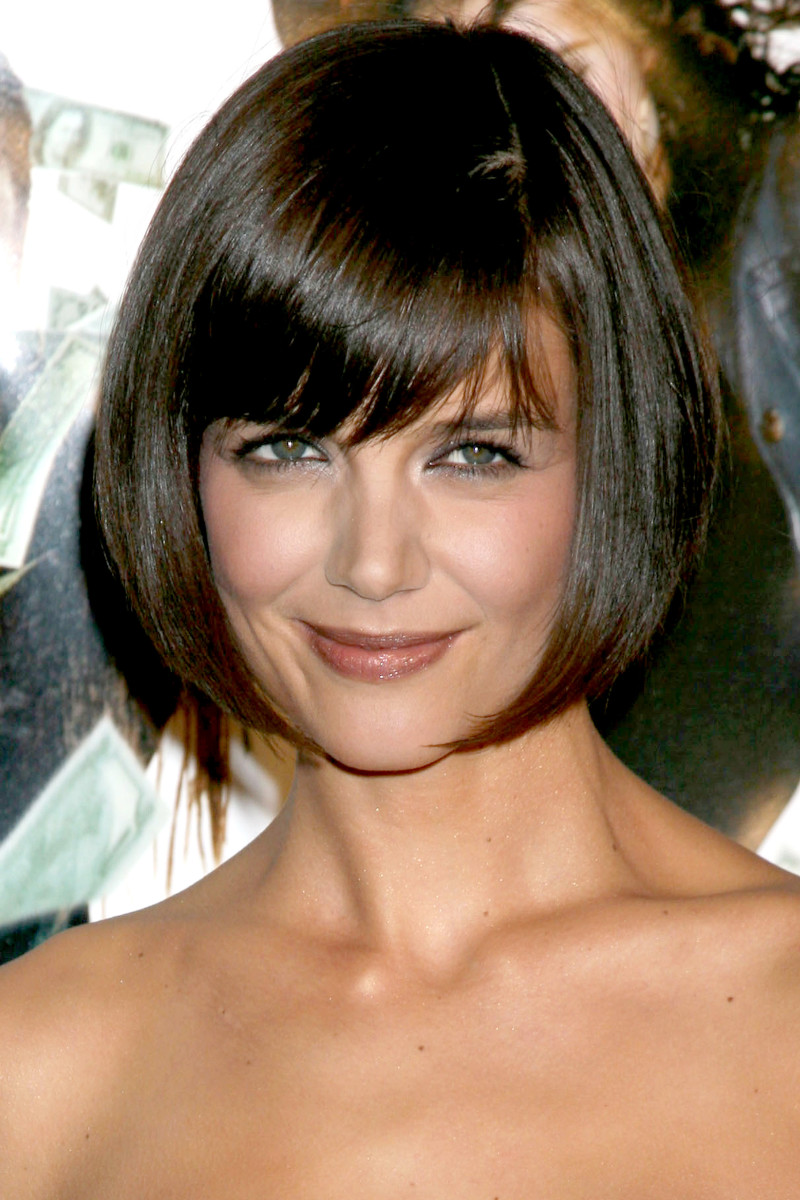 Katie Holmes Mad Money Los Angeles premiere 2008