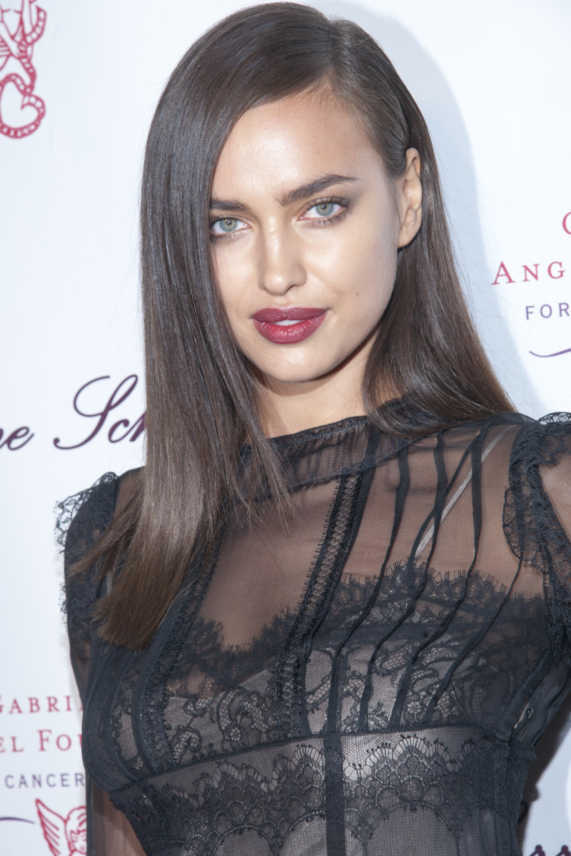 Irina Shayk Angel Ball 2013
