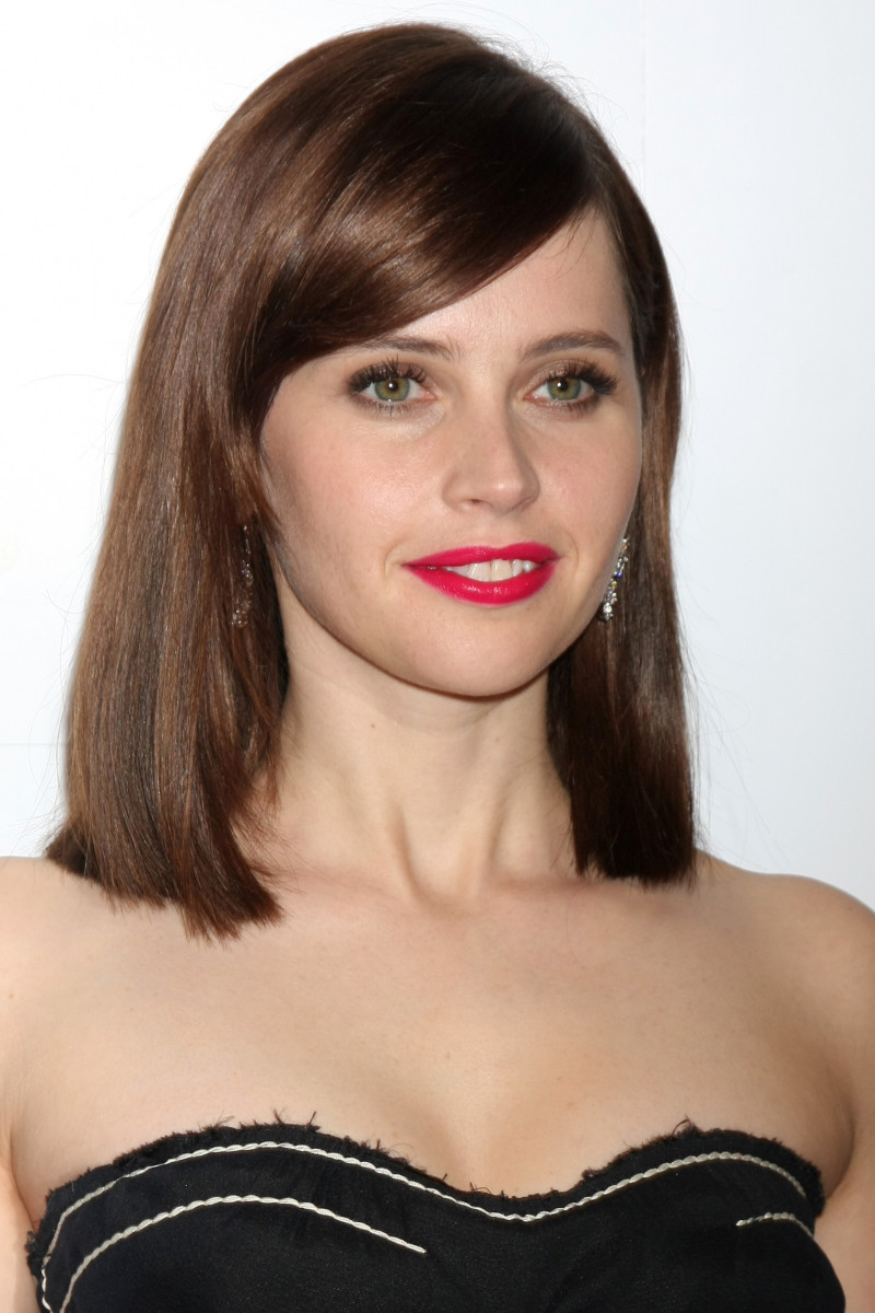 Felicity Jones AARP Movies for Grownups Awards Gala 2015