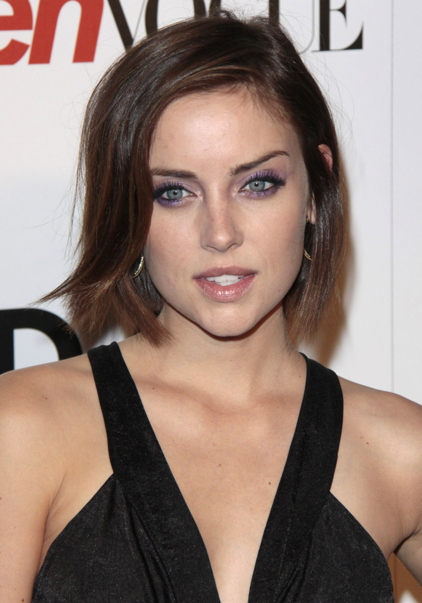 Jessica Stroup Teen Vogue Young Hollywood Party 2009