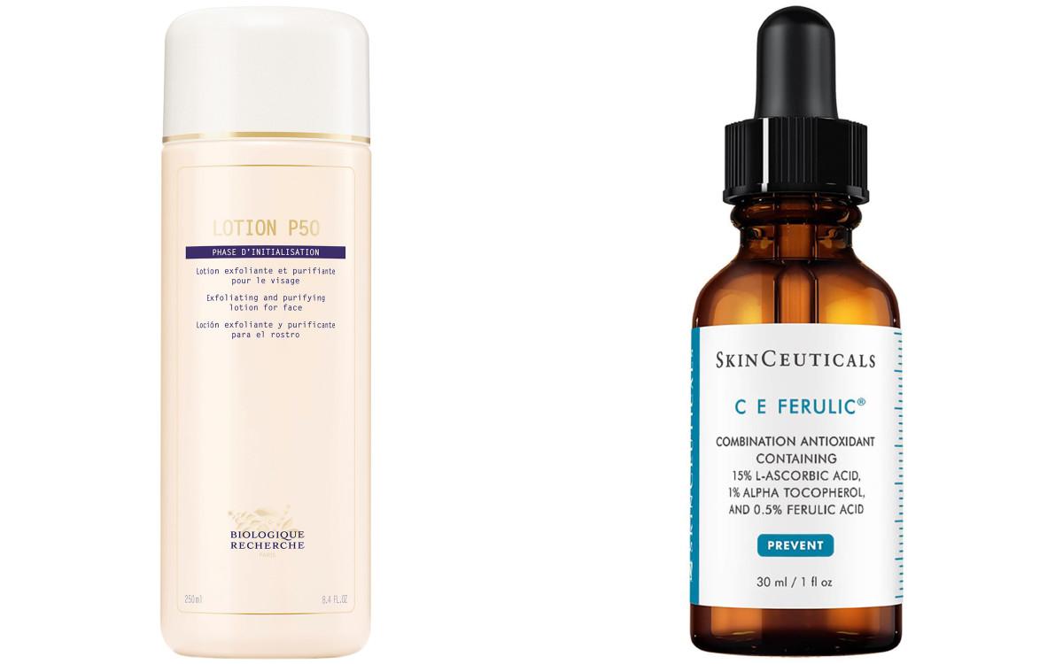 Biologique Recherche Lotion P50 SkinCeuticals C E Ferulic