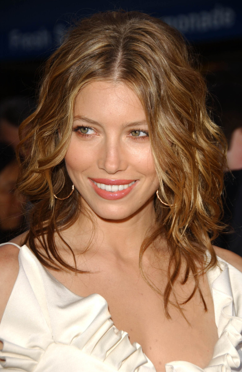 Jessica Biel I Now Pronounce You Chuck and Larry Los Angeles premiere 2007