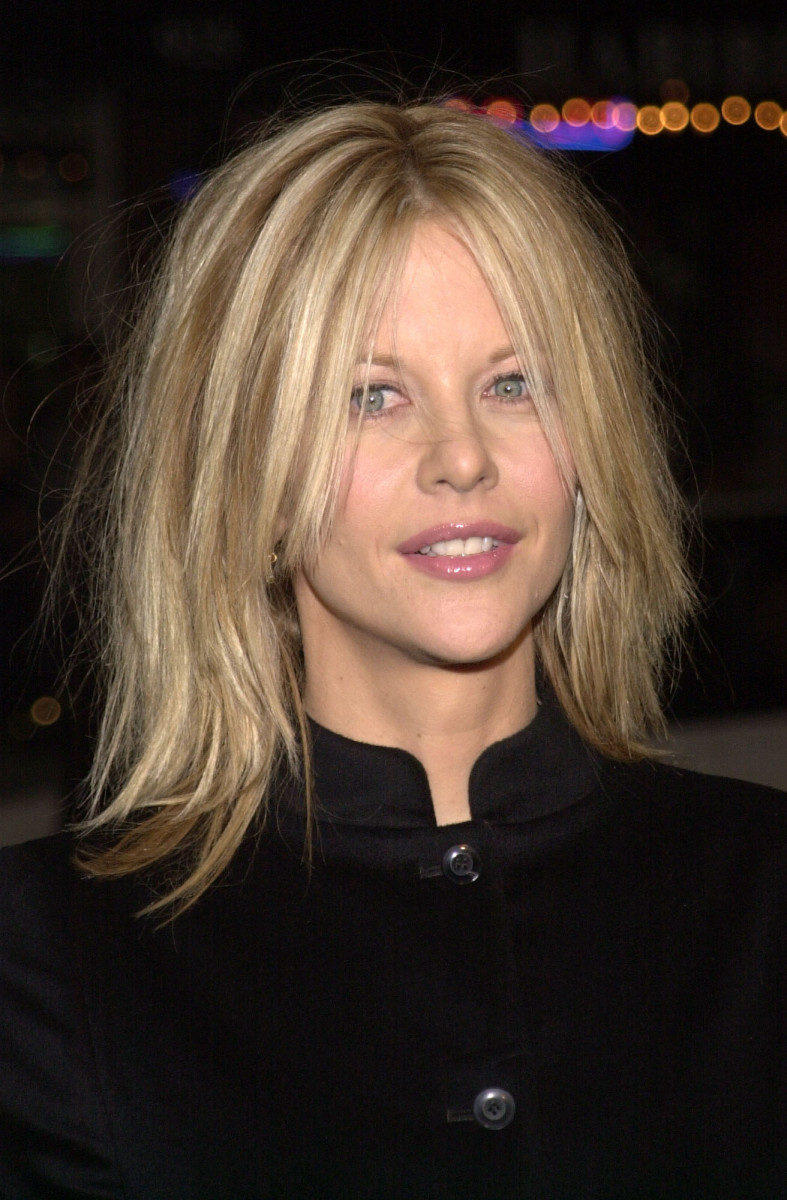 Meg Ryan Kate Leopold Los Angeles premiere 2001