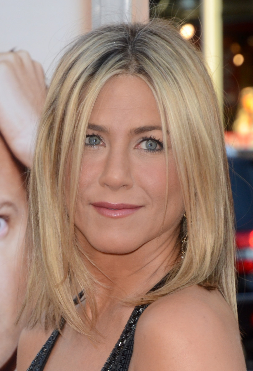 Jennifer Aniston Horrible Bosses Los Angeles premiere 2011