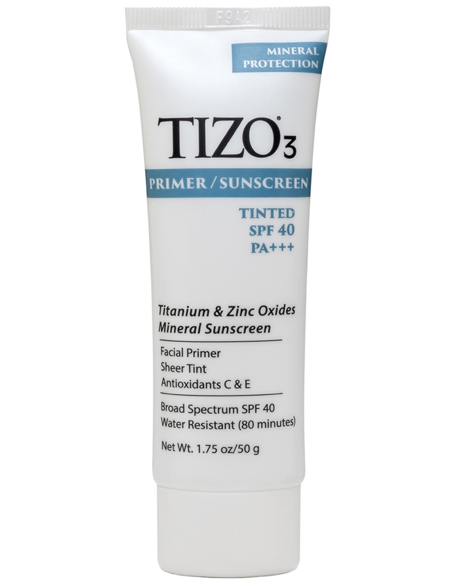 TiZO3 Tinted Facial Primer Sunscreen SPF 40