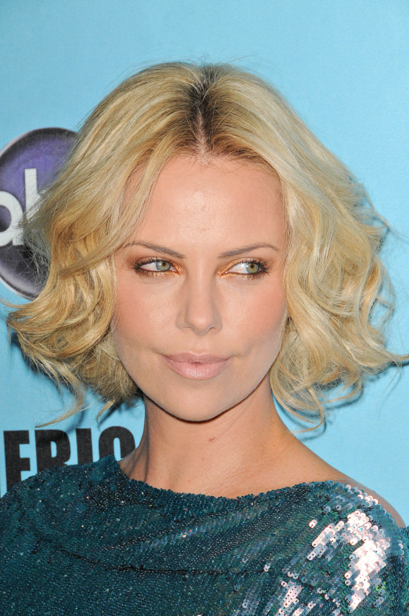 Charlize Theron American Cinematheque Awards 2010