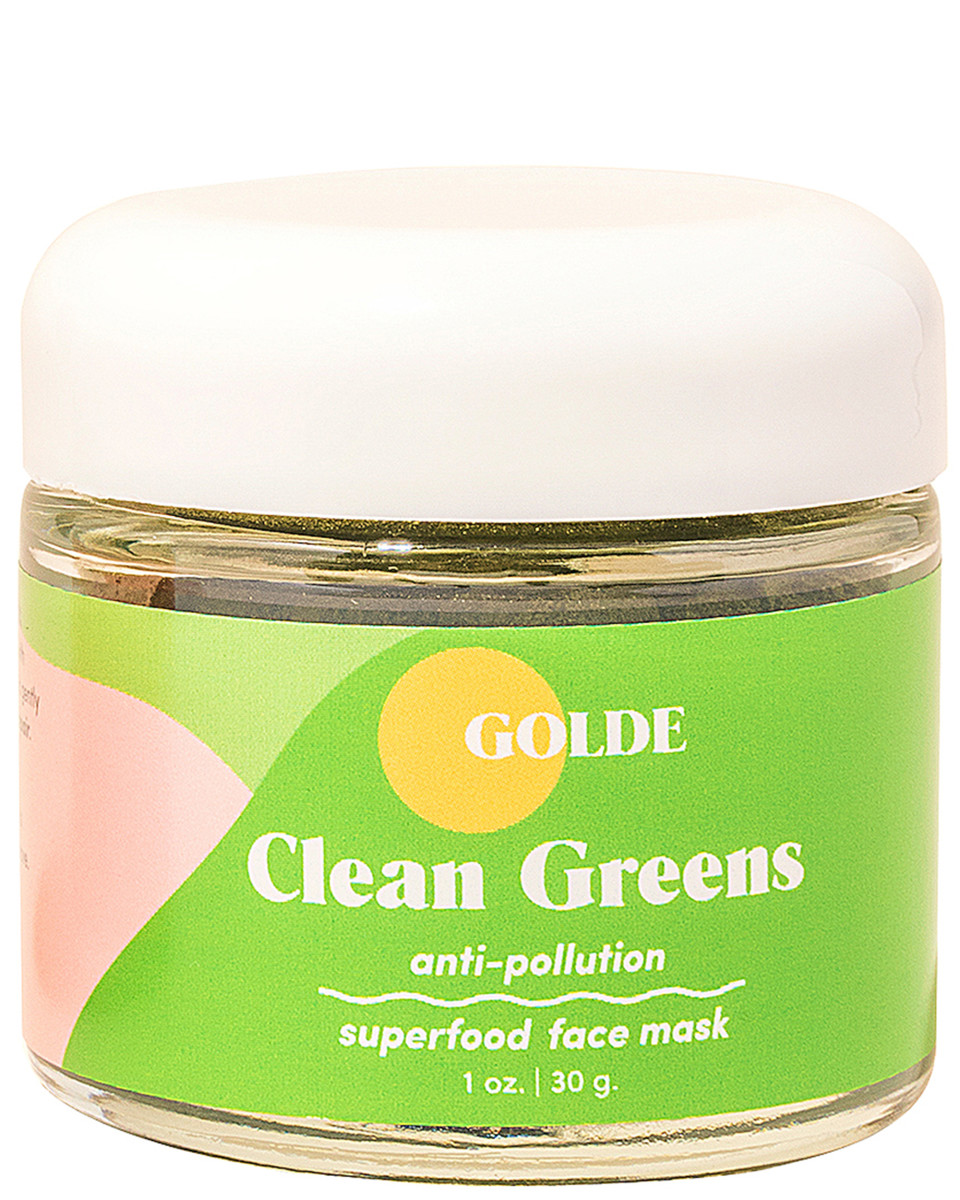 Golde Clean Greens Anti-Pollution Superfood Face Mask