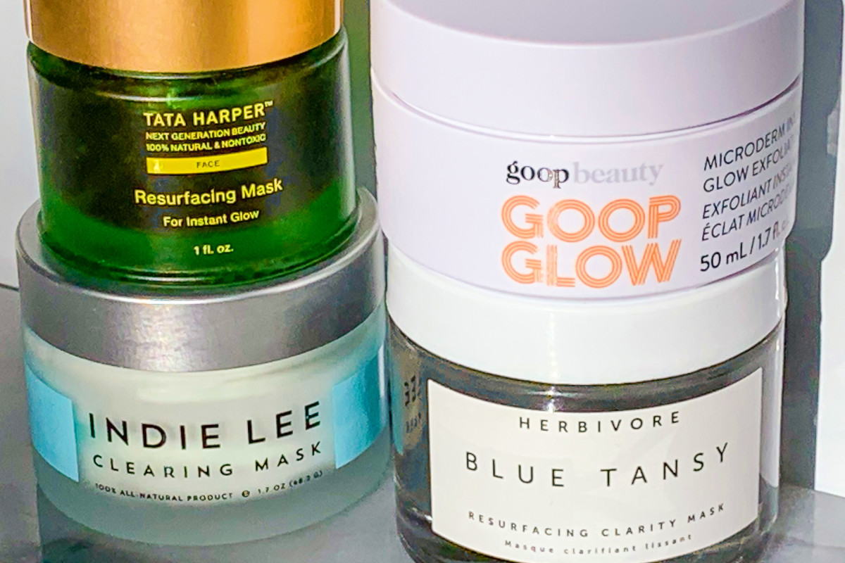 The 13 Best Natural Face Masks Of 2020 The Skincare Edit