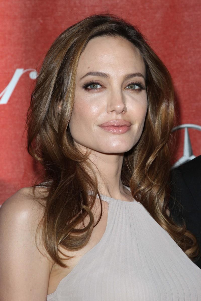 Angelina Jolie Palm Springs International Film Festival Awards Gala 2012