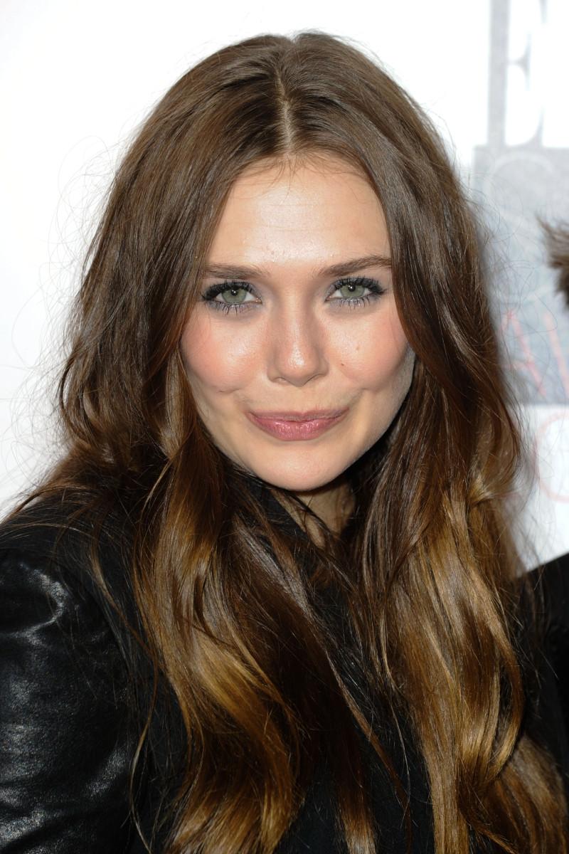 Elizabeth Olsen Elle Style Awards 2013