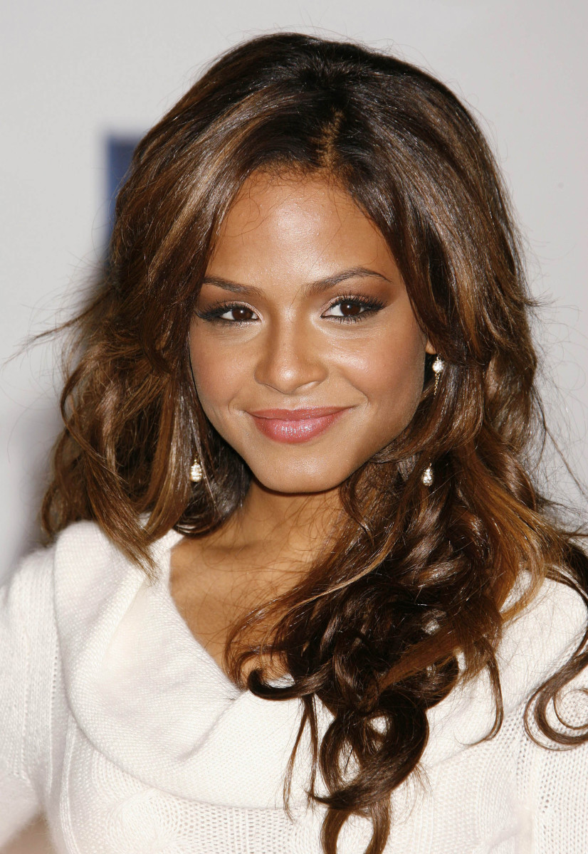 Christina Milian GM Ten Party 2007