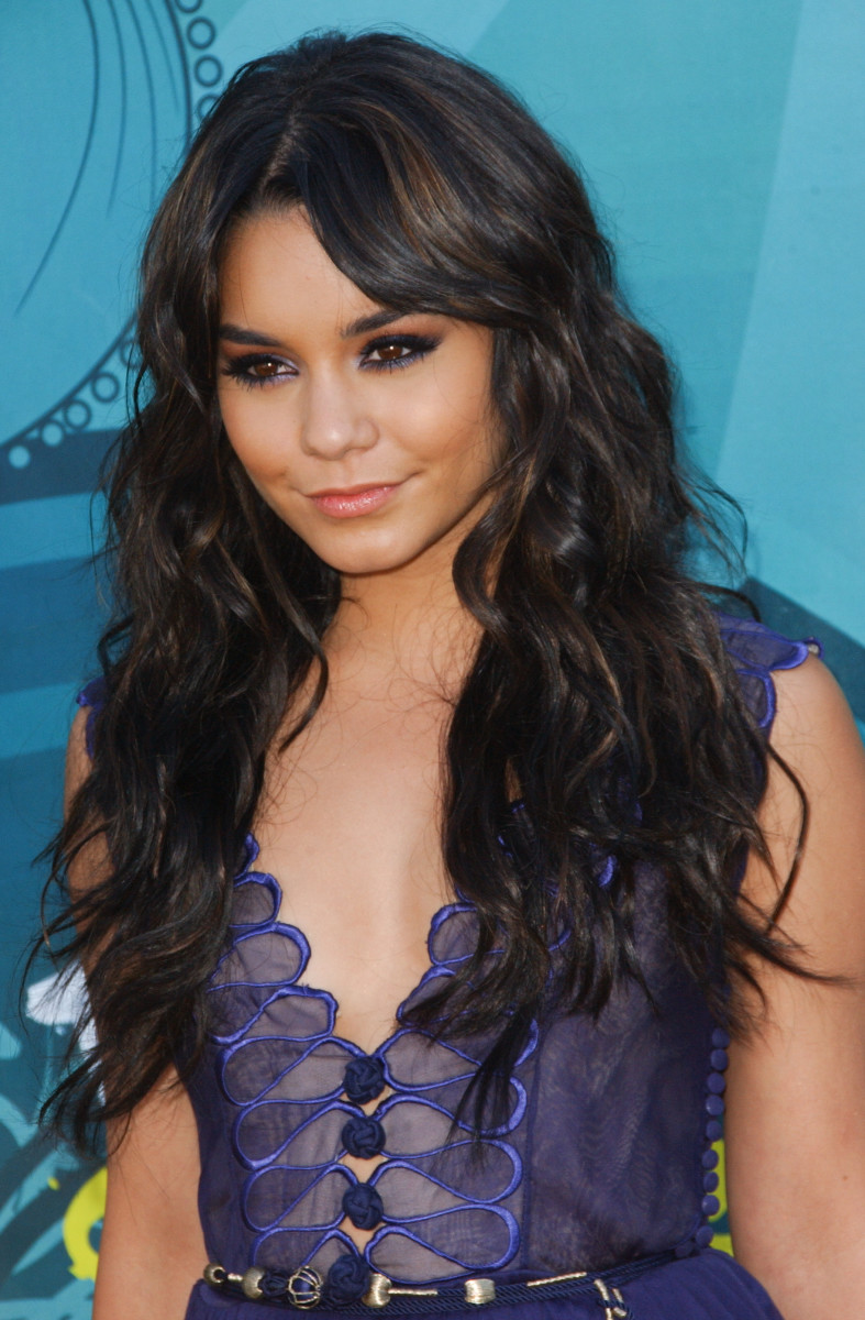 Vanessa Hudgens Teen Choice Awards 2009