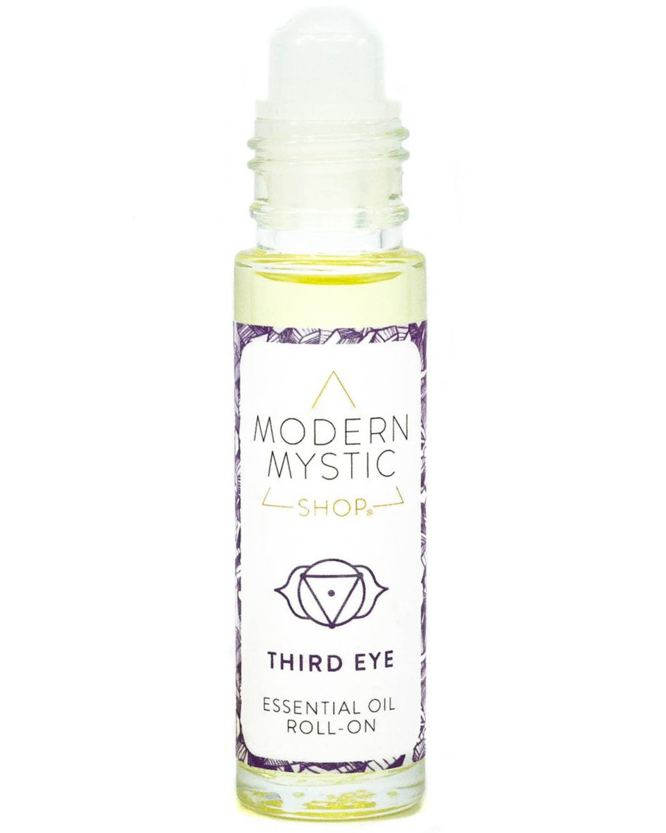 Modern Mystic Shop Third Eye Essential Oil Roll-On