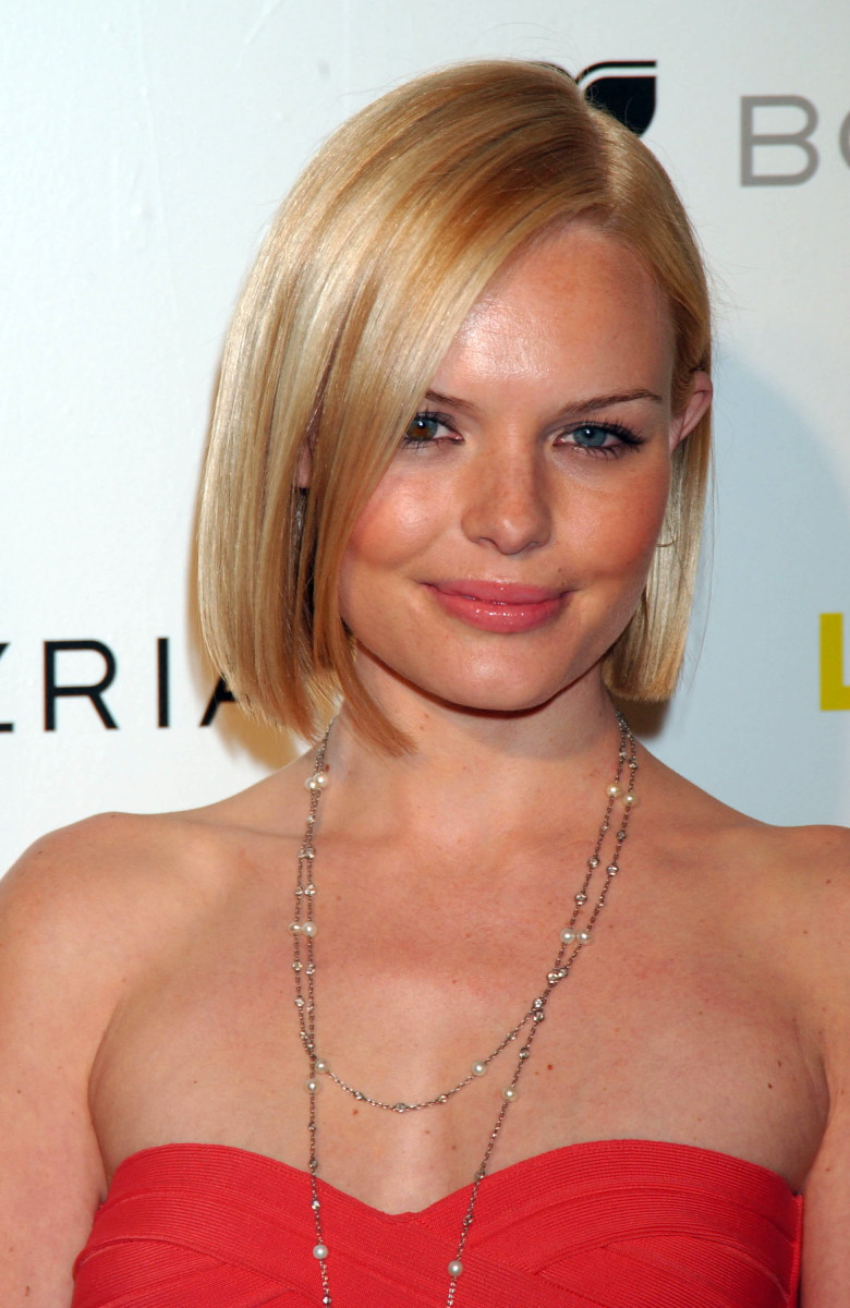 Kate Bosworth Whitney Contemporaries Art Party 2007