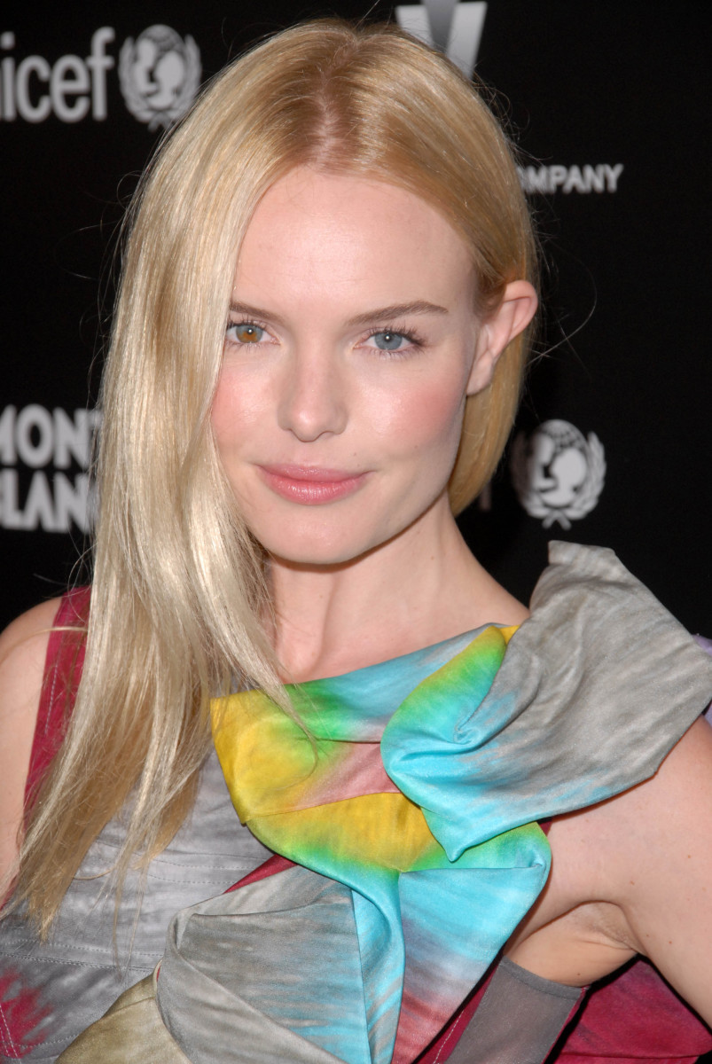 Kate Bosworth Montblanc Charity Cocktail to Benefit UNICEF 2010