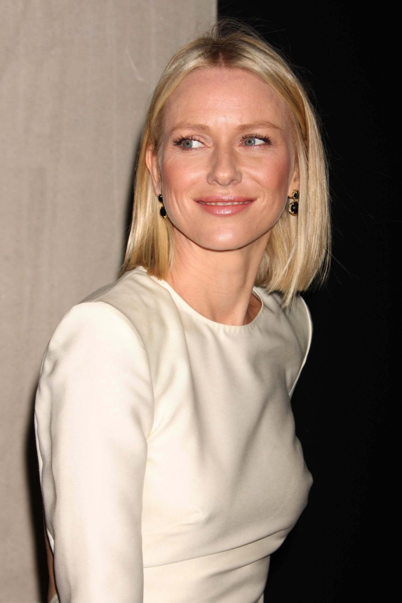 Naomi Watts Tommy Hilfiger flagship store opening 2009