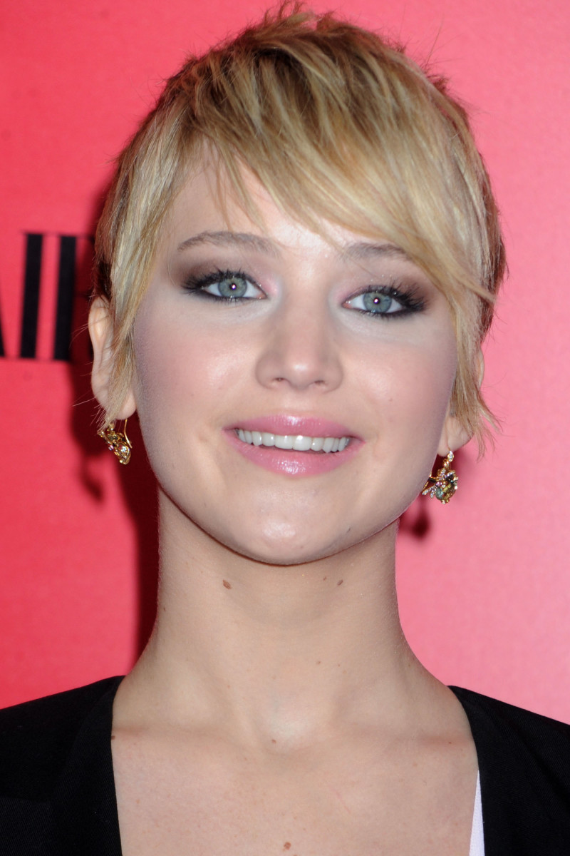 Jennifer Lawrence The Hunger Games Catching Fire New York City premiere 2013