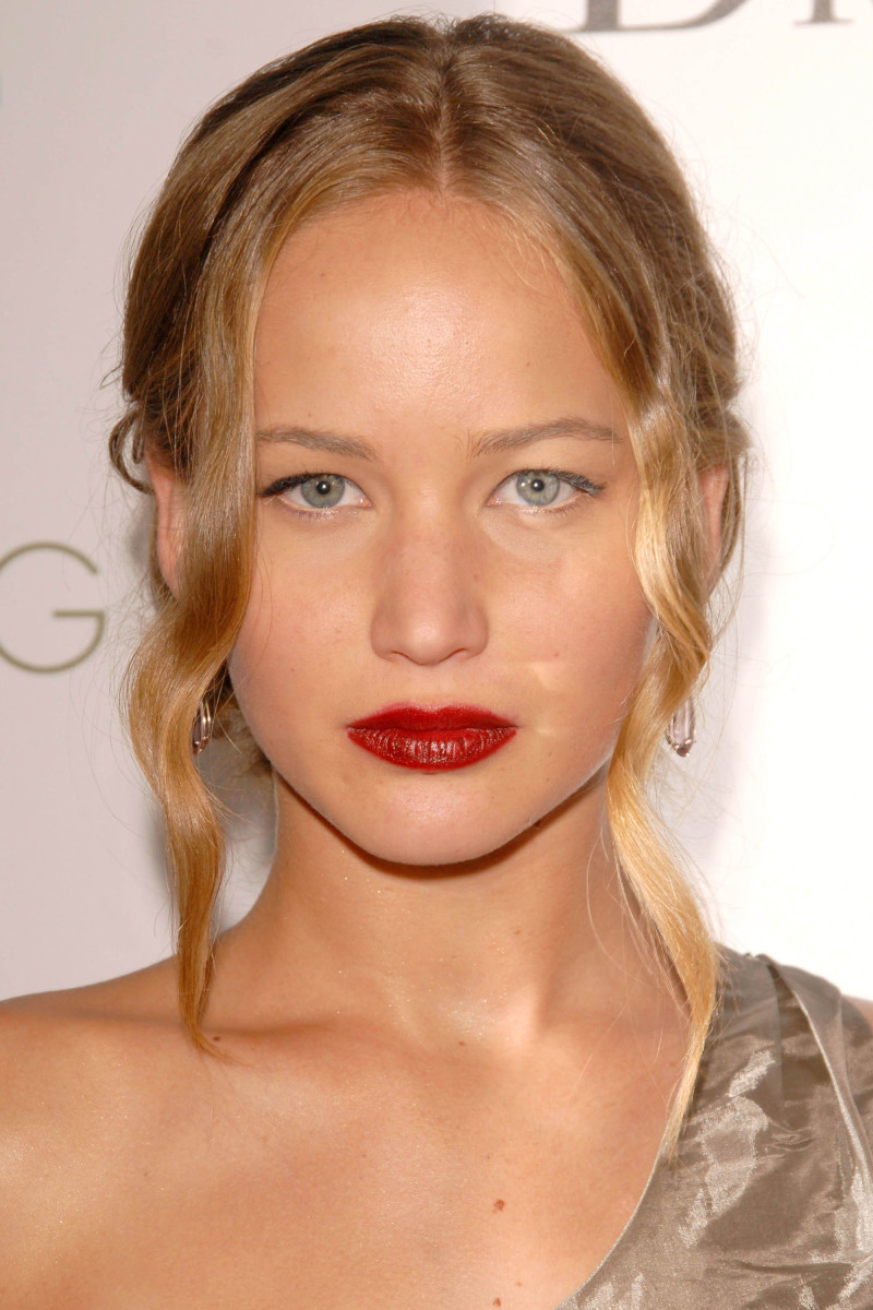 Jennifer Lawrence Burning Plain Los Angeles premiere 2009