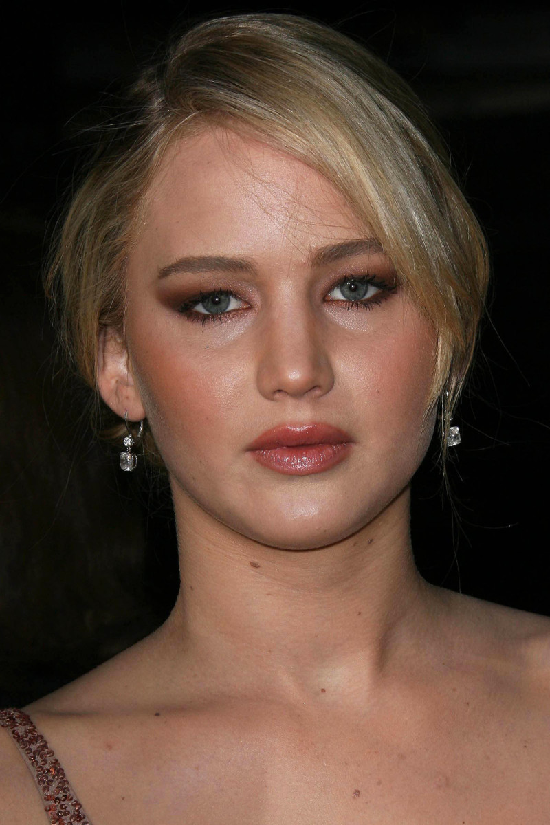 Jennifer Lawrence Critics' Choice Movie Awards 2011