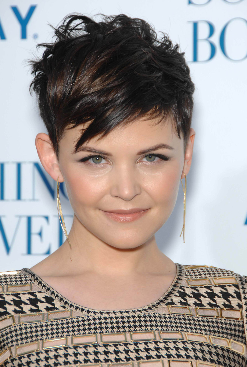 Ginnifer Goodwin Something Borrowed Los Angeles premiere 2011