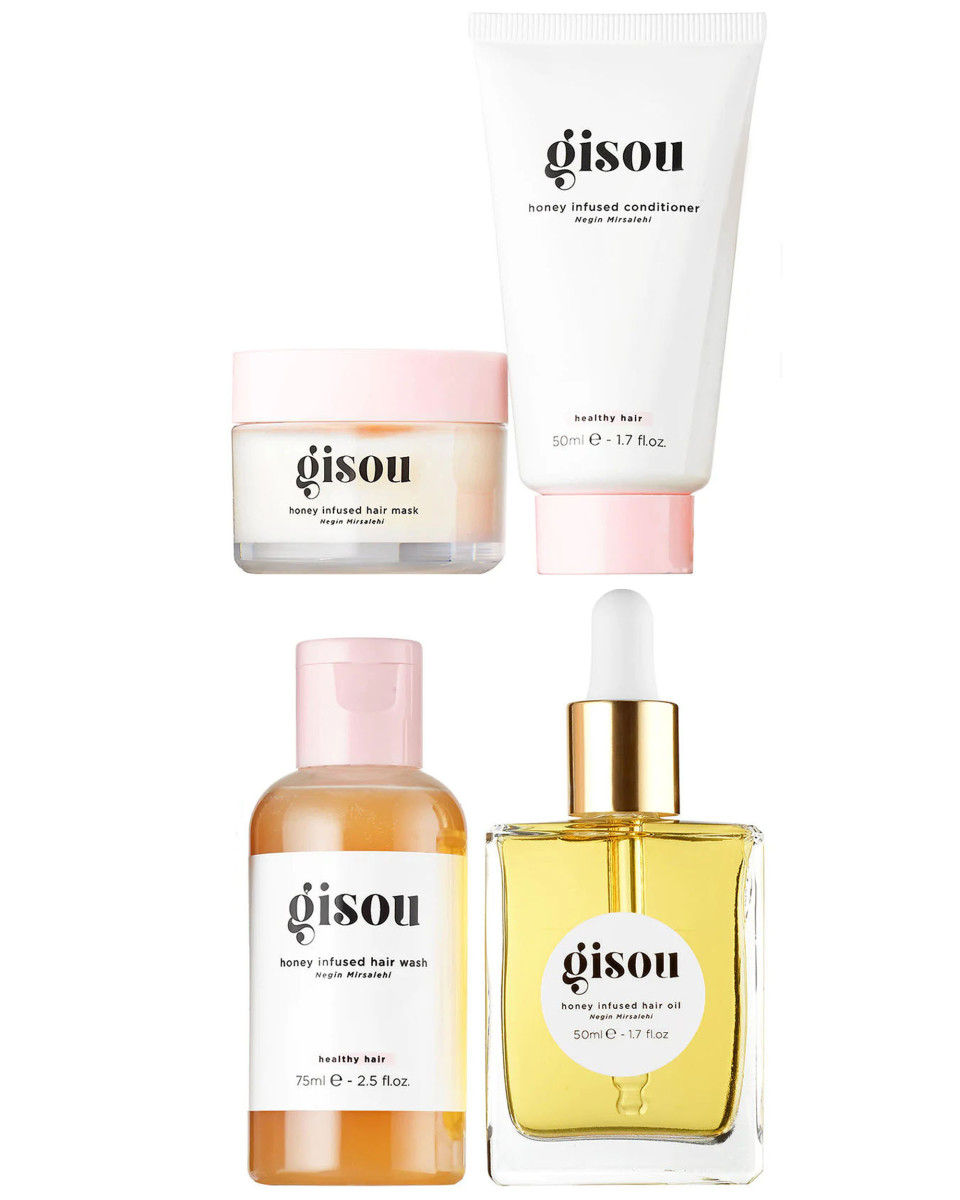 Gisou Honey Infused Haircare Set