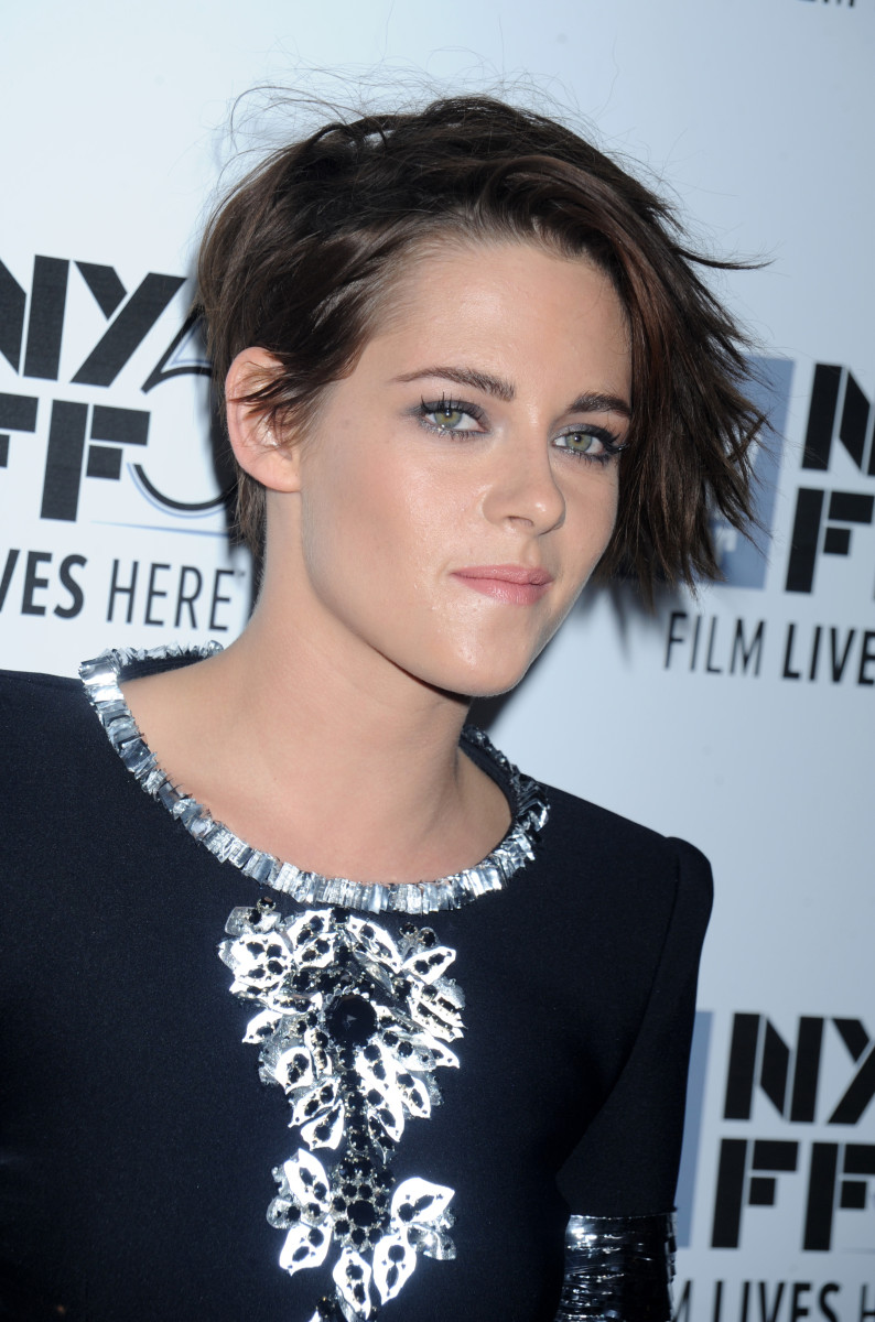 Kristen Stewart New York Film Festival 2014