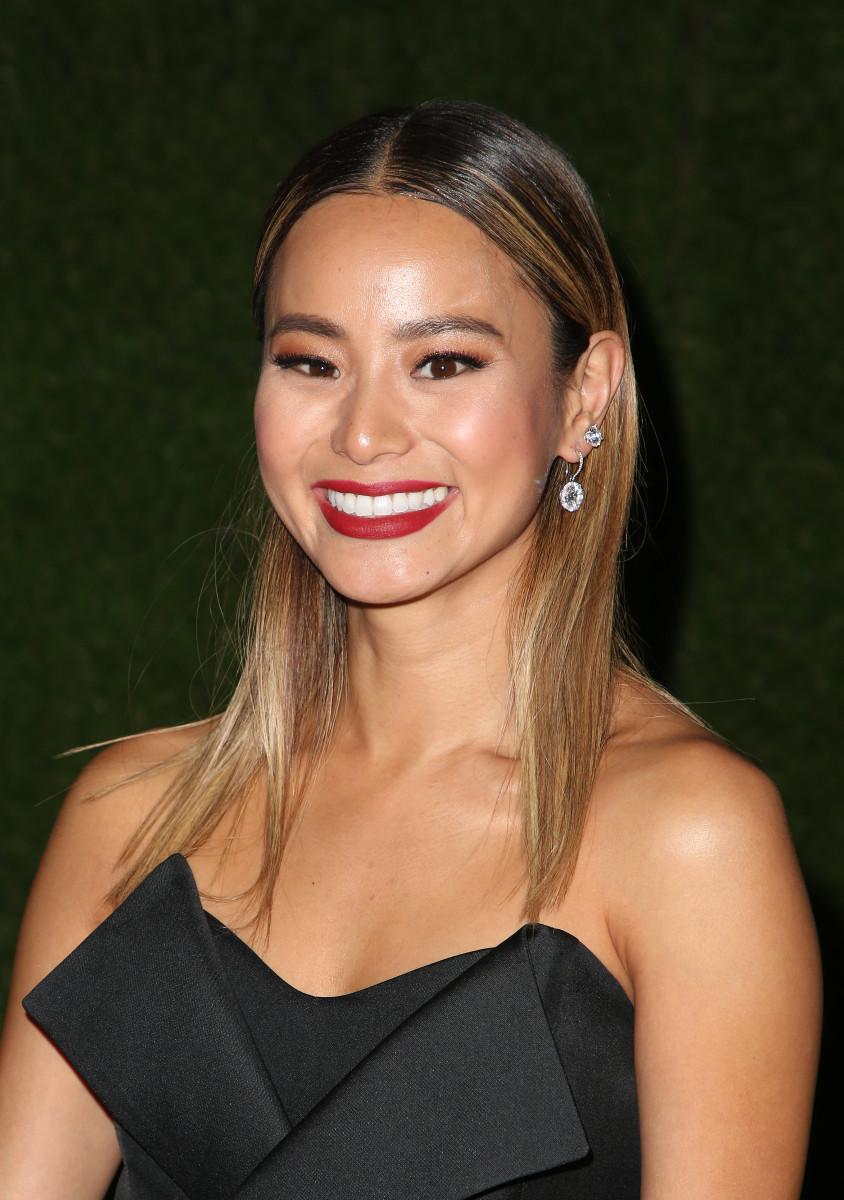 Jamie Chung Golden Globes 2018