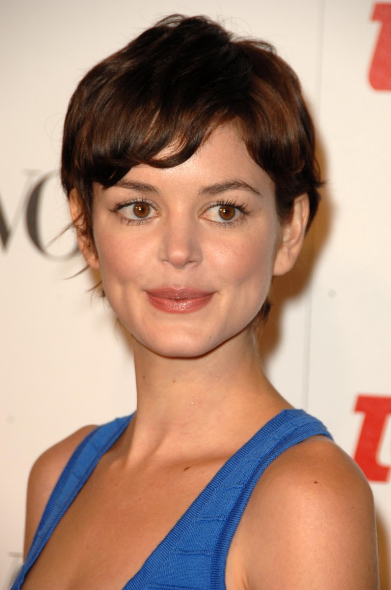 Nora Zehetner Teen Vogue Young Hollywood Party 2008