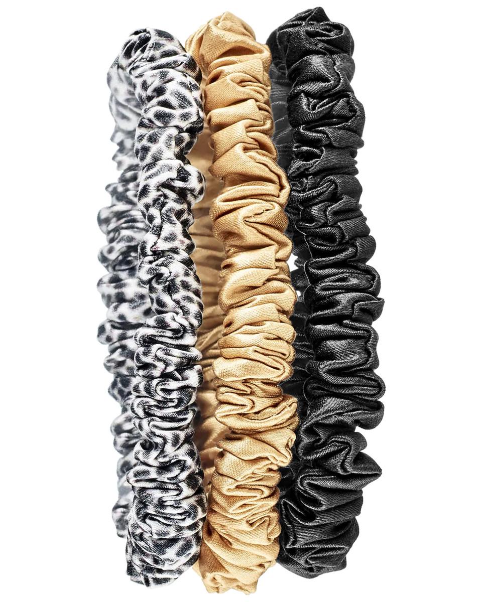 Slip Silk Skinny Scrunchies