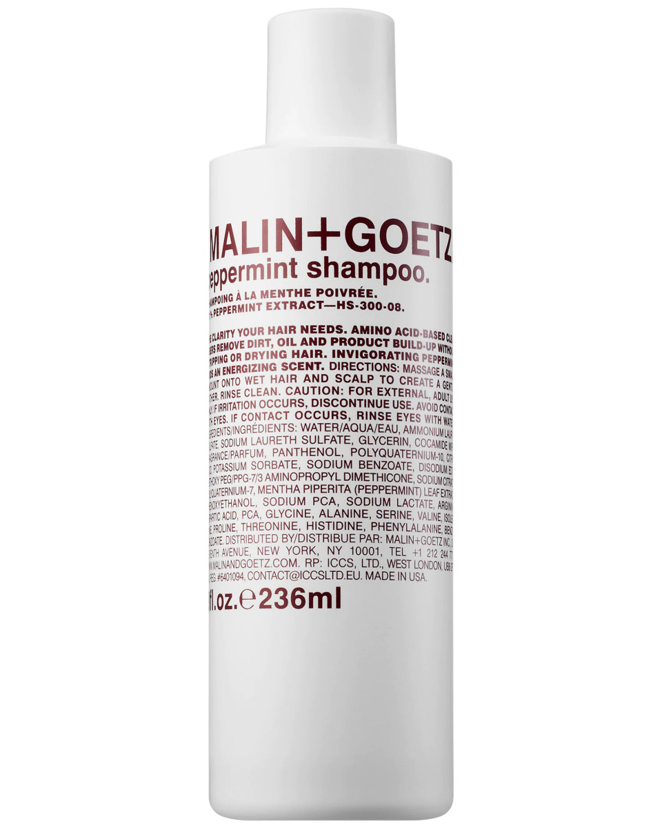 Malin Goetz Peppermint Shampoo