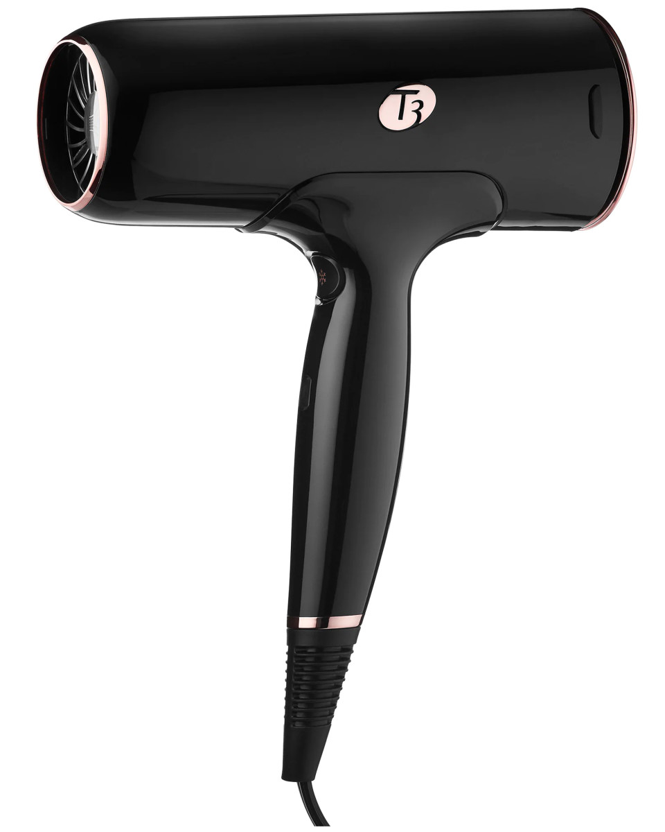T3 Cura Luxe Professional Ionic Hair Dryer