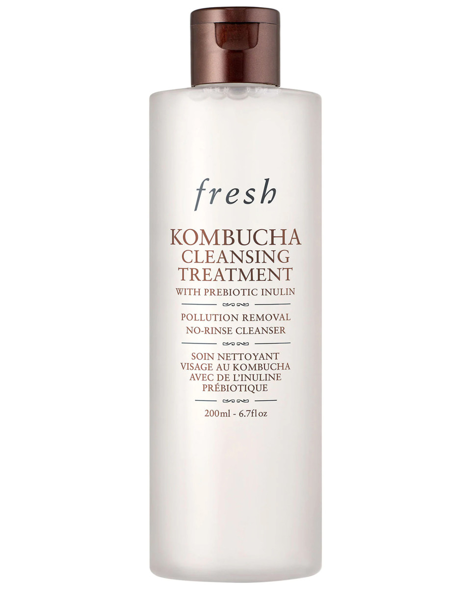 Fresh Kombucha Cleansing Treatment
