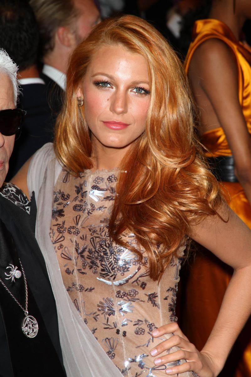 Blake Lively Met Gala 2011