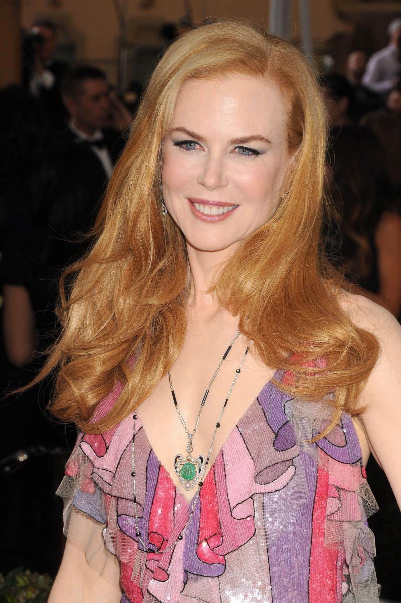 Nicole Kidman SAG Awards 2016