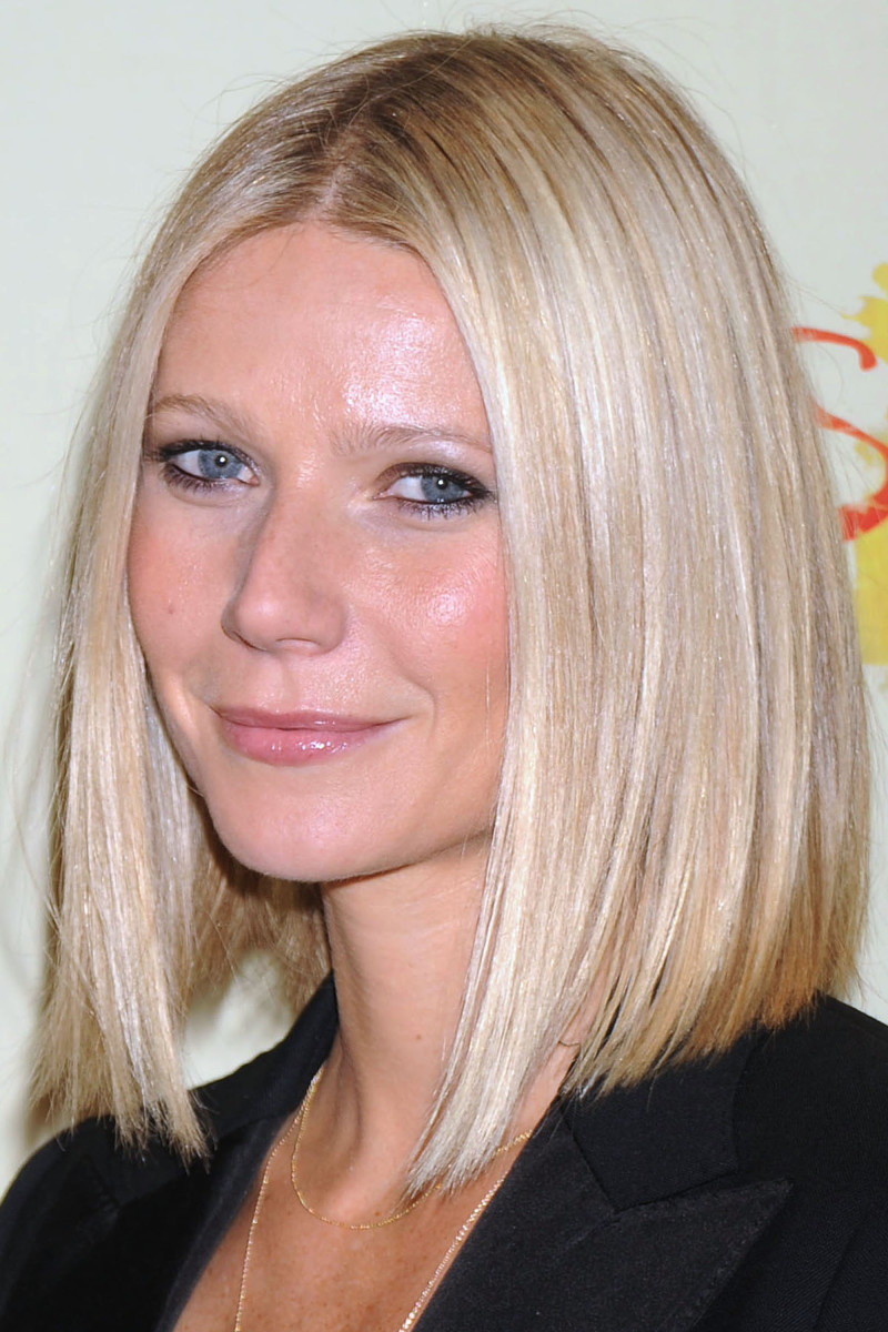 Gwyneth Paltrow Spain On the Road Again launch event 2008