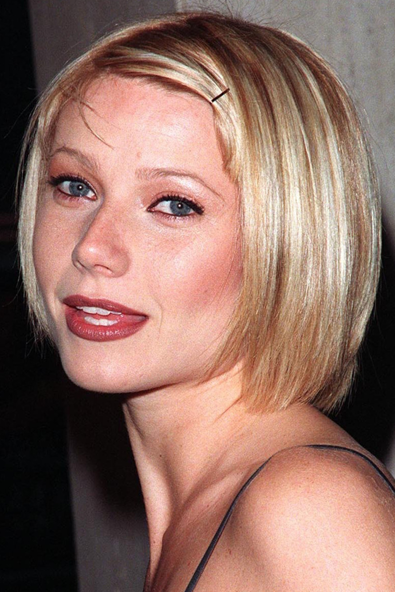 Gwyneth Paltrow Great Expectations Los Angeles premiere 1998