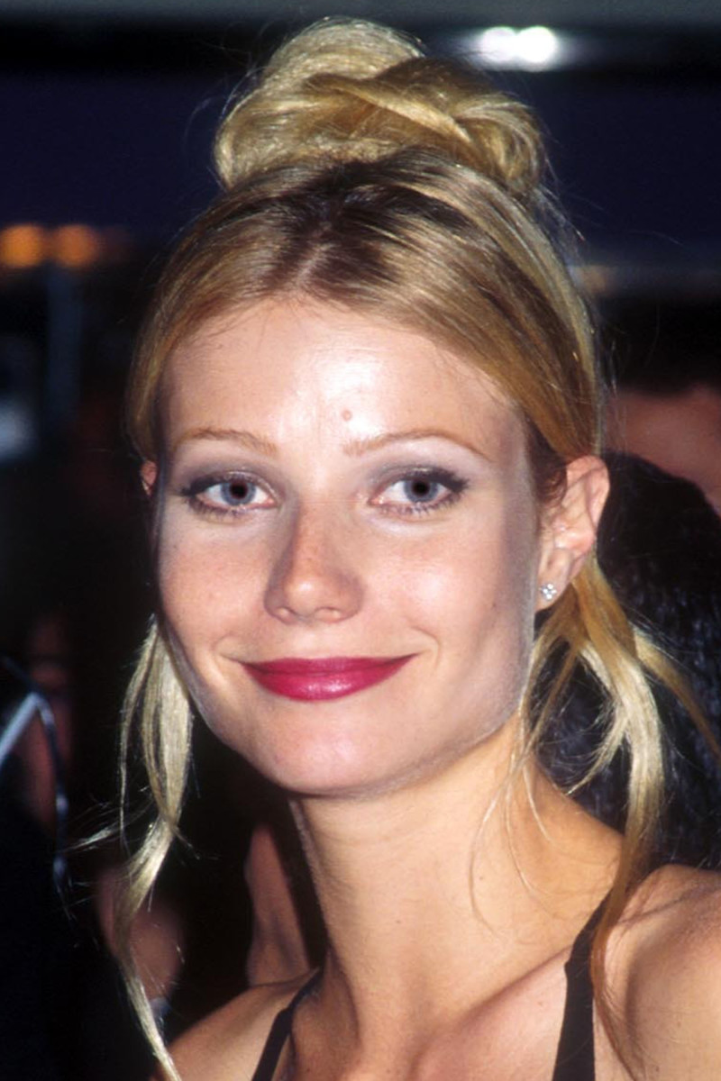 Gwyneth Paltrow Emma New York City premiere 1996