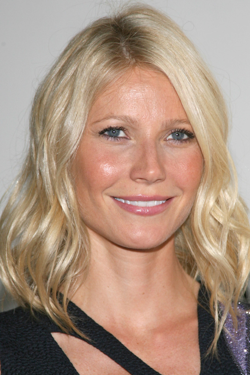 Gwyneth Paltrow Champions of Hope Benefit Gala 2009