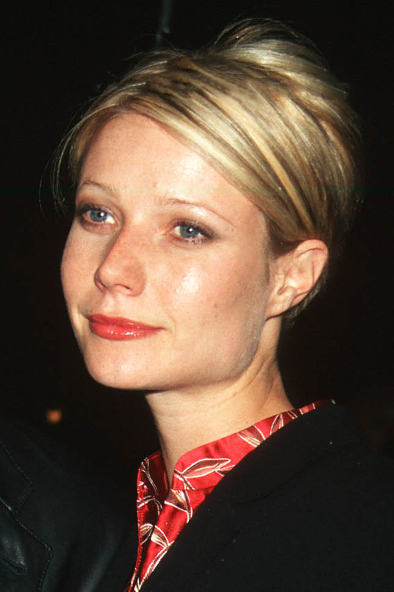 Gwyneth Paltrow The Devil's Own New York City premiere 1997