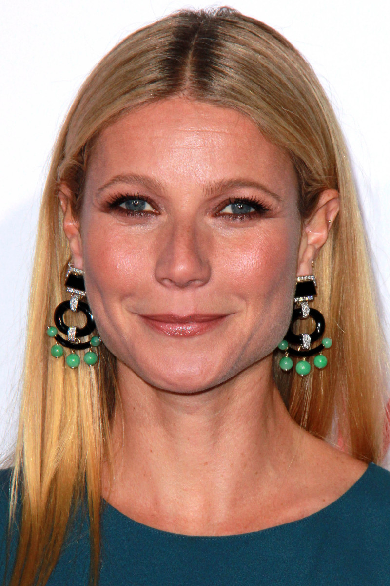 Gwyneth Paltrow Mortdecai Los Angeles premiere 2015