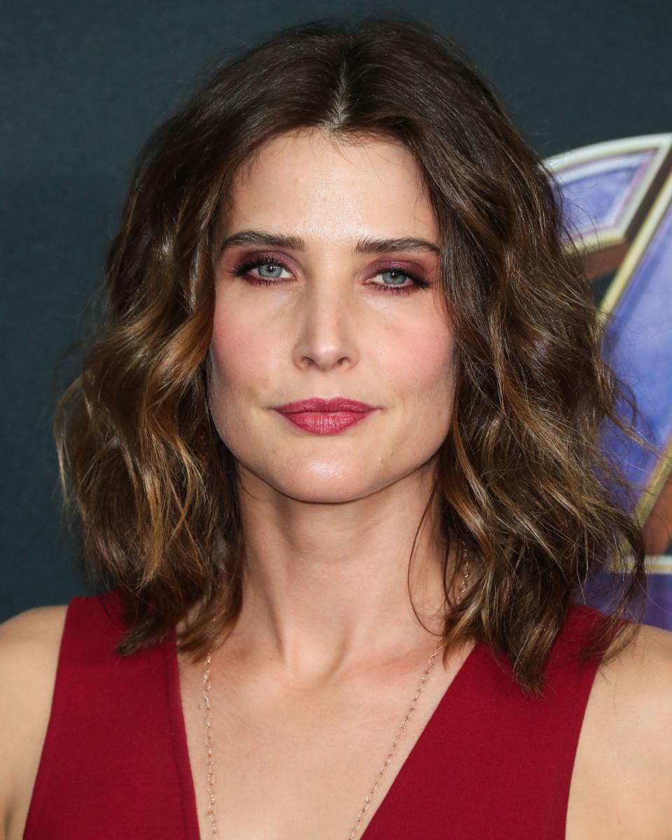 Cobie Smulders Avengers Endgame world premiere 2019