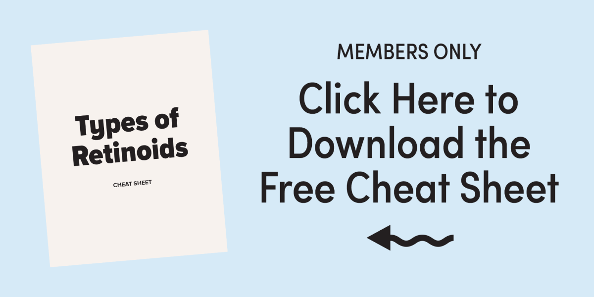 Types of Retinoids Member Download