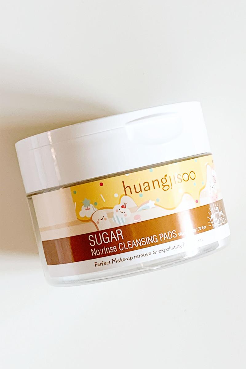 Huangjisoo Sugar No Rinse Cleansing Pads