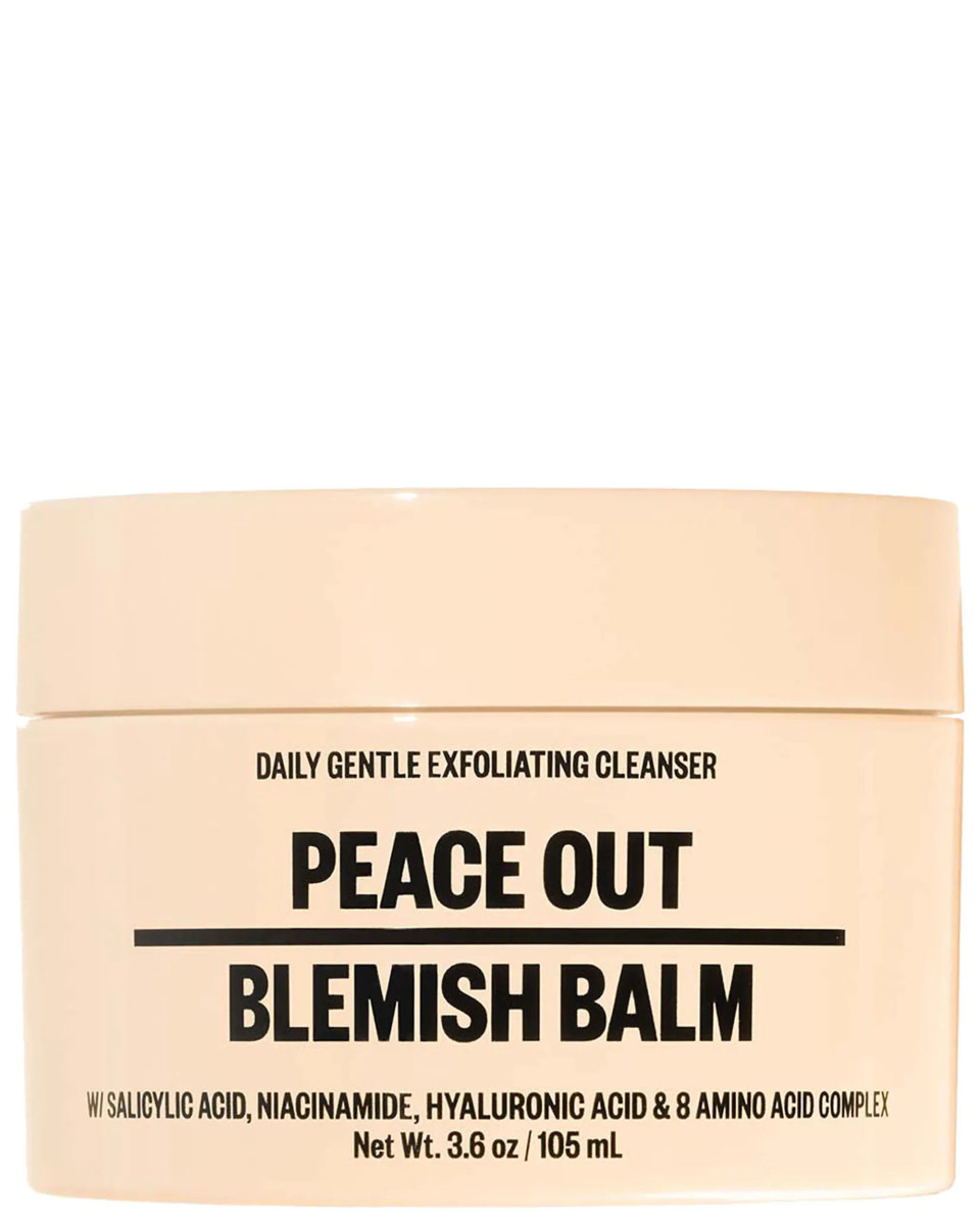 Peace Out Blemish Balm Daily Gentle Exfoliating Cleanser