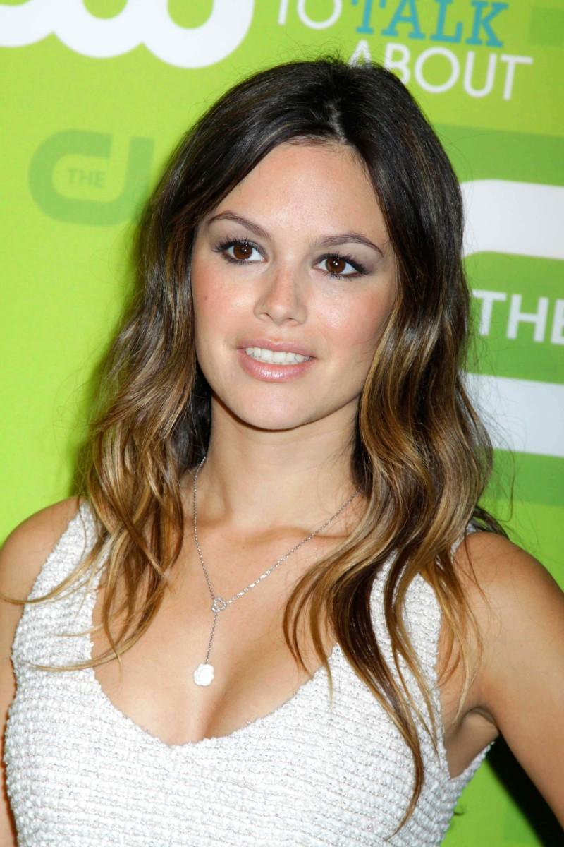 Rachel Bilson CW Upfront 2011