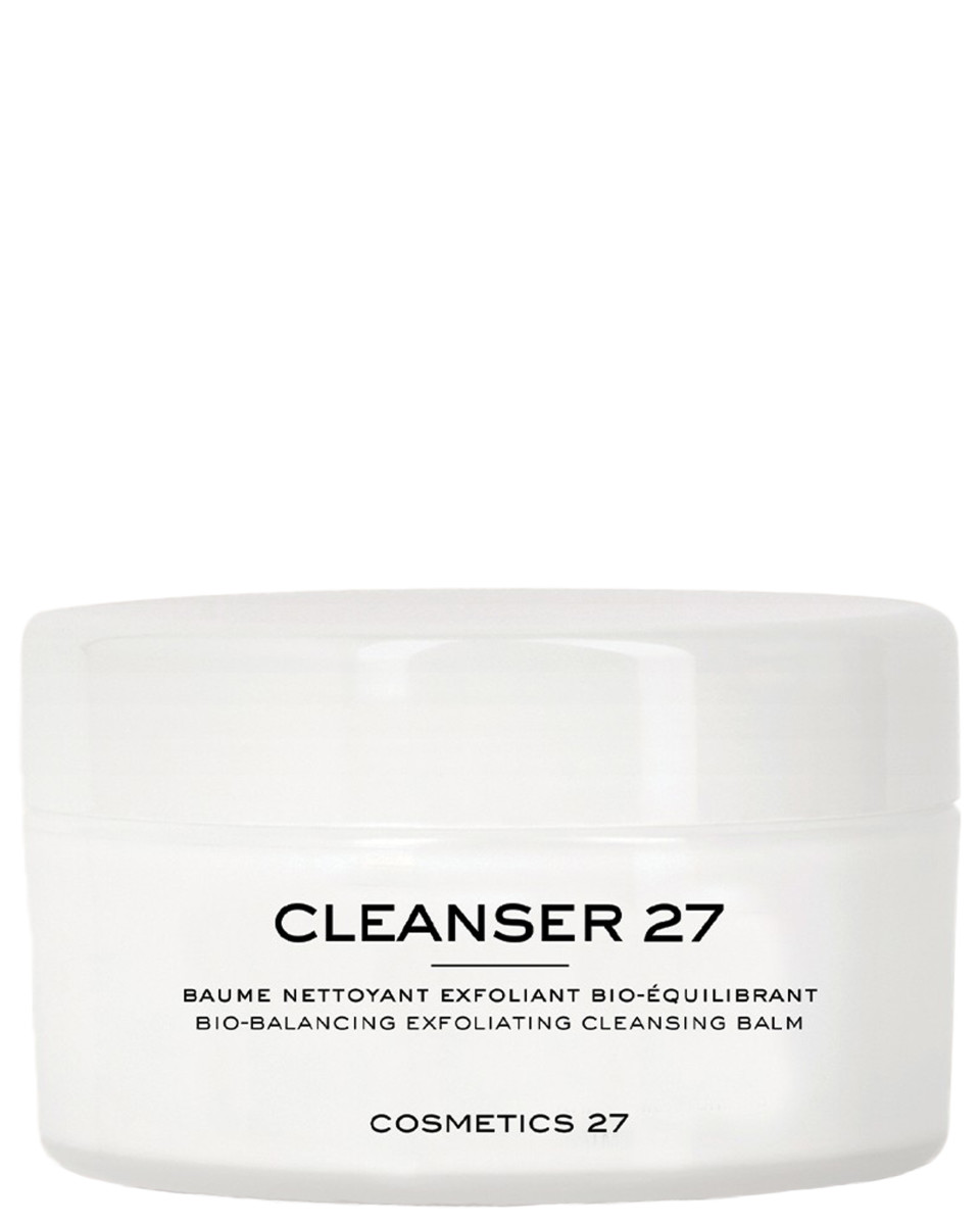 Cosmetics 27 Cleanser 27 Exfoliating Cleansing Balm
