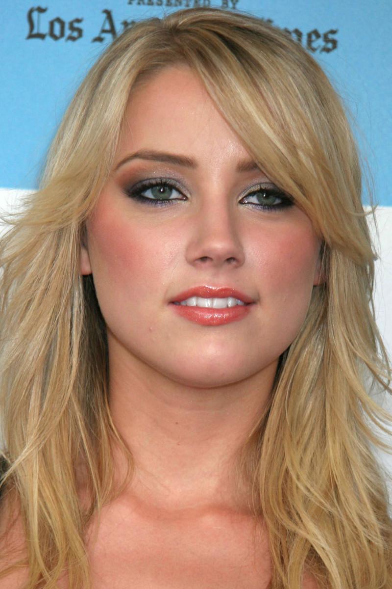 Amber Heard The Beautiful Ordinary Los Angeles premiere 2007