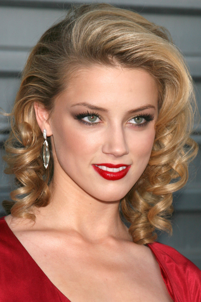 Amber Heard Young Hollywood Awards 2008
