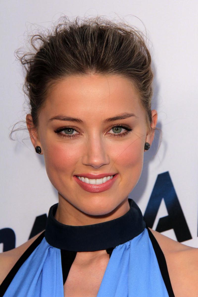 Amber Heard Paranoia Los Angeles premiere 2013